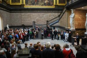 Foto5-Prijsuitreiking Komask in het Koninklijk Museum voor Schone Kunsten te Antwerpen