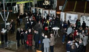 Foto6-Vernissage prijsuitreiking wedstrijd Tekenen XL